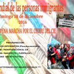 Día mundial de las personas inmigrantes 18D